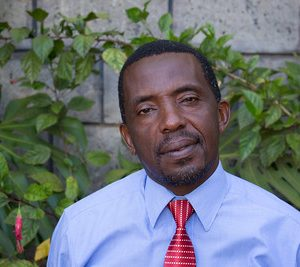 Pastor Newton Githaiga Kibuthu